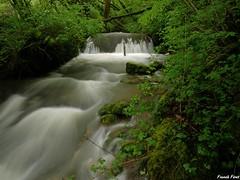 Cascade sur la Furieuse en amont du Martinet - Jura (francky25) Tags: cascade sur la furieuse en amont du martinet jura franchecomté rivière printemps