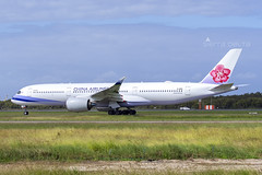 B-18916 A350 CHINA AIRLINES YBBN 12MAY19 (Sierra Delta Aviation) Tags: china airlines airbus a350 brisbne airport ybbn b18916