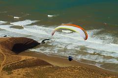 RU_201904_MaPaMaroc_304_x (boleroplus) Tags: arche horizontal legzira mer parapente paysage vueaerienne maroc