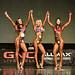 Bikini True Novice Short 2nd Mijatovic 1st Kuzmanovic 3rd Weichao