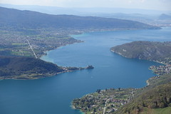 Lake Annecy @ Col de la Forclaz @ Hike around Pointe de Chenevier (*_*) Tags: april spring printemps 2019 bornes pointedechenevier sourcesdulacdannecy savoie europe france hautesavoie 74 annecy hiking mountain montagne nature randonnee walk marche montmin