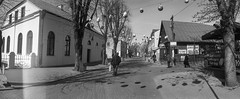 Easter (ewitsoe) Tags: analog analogue bnw blackandwhite city ewitsoe horizont monochrome rolleirpx100 spring street wraszawa erikwitsoe erikwitsoecom film poland urban warsaw wlodawa easter panoramic series holiday wide mono