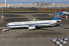 China Southern Airbus A330-343 B-8361 (Mark Harris photography) Tags: spotting hnd plane aviation canon 5d