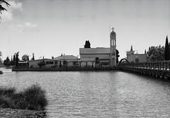 Porto Lagos St. Nicholas (akatsoulis) Tags: nikkor nikonuk nikoneurope monochrome nikkor50mm14g d5300 nikon macedonia xanthi thrace greece lakevistonida blackandwhite