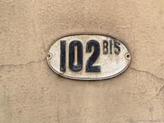 Number 102bis (Jürgen Kornstaedt) Tags: 6plus iphone toulouse départementhautegaronne frankreich