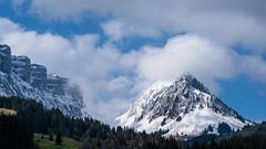 Sichle und Burst (Joachim S.) Tags: burst eriz schnee sichle siebenhengste wolken cantonofbern switzerland