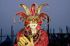 QUINTESSENZA VENEZIANA 2019 716 (aittouarsalain) Tags: venise venezia carnevale carnaval costume masque gondole gondola