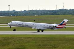 N579NN  CVG (airlines470) Tags: msn 15382 crj900lr crj900 american eagle psa airlines cvg airport n579nn