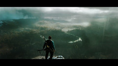 Arthur taking a deep look (Skinny LSD) Tags: red dead redemption 2 videogame lovuguys light rockstar ps4 nature photo paint filmphotography panoramic art arthur wallpaper western westworld cowboy cinematic
