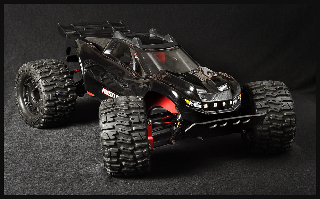 The World's Best Photos of rustler and traxxas - Flickr Hive