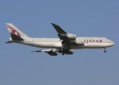 A7-HHE Boeing 747-8KB Qatar Amiri Flight (Retro Jets) Tags: qatari b748 lhr amiri