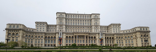 Bucharest-Palace of the Parliament-13 Years of Construction & 1100 Rooms