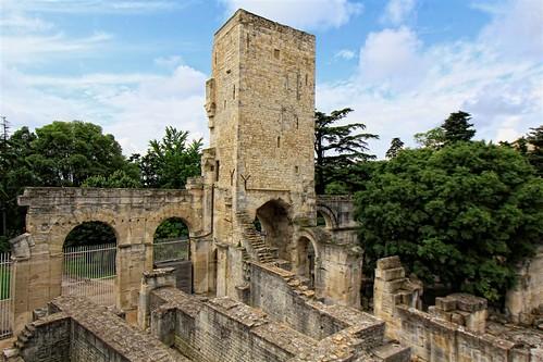 Francia - Camargue, Arles, teatro romano
