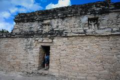 Ritual temple at top of the Nohoch Mul Pyramid - Cobá Maya Ruins - Coba Mexico (mbell1975) Tags: ritual temple top tulum quintanaroo mexico nohoch mul pyramid cobá maya ruins coba yucatán peninsula yucatan mayan archeological park parc ancient mesoamerican