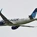 Aigle Azur F-HBIX Airbus A320-214 Shaklets cn/6012 @ LFPO / ORY 14-05-2015