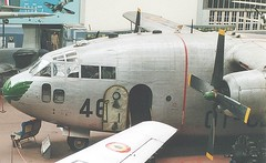 "C-119 Flying Boxcar 00006 • <a style=""font-size:0.8em;"" href=""http://www.flickr.com/photos/81723459@N04/47049427944/"" target=""_blank"">View on Flickr</a>"