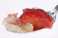 A spoonful of ... strawberry cake (wolfgang.kynast) Tags: macromondayscandidates aspoonfulof focusstack dslrdashboard heliconfocus