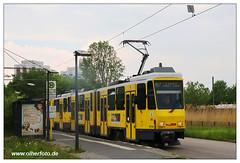 Tram Berlin - 2019-09 (olherfoto) Tags: bahn tram tramcar tramway villamos berlin bvg tatra tatratram kt4d