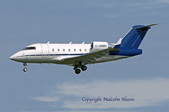 CL604 CHALLENGER C-GMBY AVIATION JOLINA (shanairpic) Tags: bizjet corporatejet executivejet shannon cl604 challenger cgmby