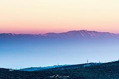جبل الشيخ كما يظهر من مرتفعات عجلون صباح يوم الاثنين ١٣/٥/٢٠١٩ (ebrahemhabibeh) Tags:
