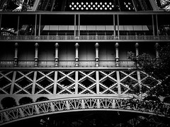 Paris - Eiffel - names-photo by Jonas Thorén