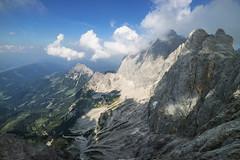 Urgestein (preze) Tags: dachstein ramsau austria autriche österreich steiermark styria alpen alps europa europe landscape landschaft berg mountain rock gestein hill felsen