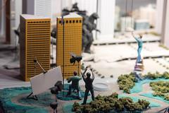 DSC_7020 (阿緹密絲設計工作室) Tags: 哥吉拉 展覽 松山文創園區 生活紀錄