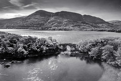 Meeting of the Waters, Killarney National Park (Sean Hartwell Photography) Tags: killarney nationalpark loughleane muckross muckrosslake kerry countykerry ireland drone dji mavicpro landscape mountains lake aerial