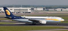 A330 | VT-JWF | BRU | 20110430 (Wally.H) Tags: airbus a330 vtjwf jetairways bru ebbr brussels zaventem airport