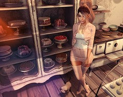 Coffee, cakes, & pies...Oh my!! (Sadystika Sabretooth) Tags: candydoll catwa events exploration fashion maitreya runawayhair secondlife shoes shopping anaposes belle burrowcoffee level pumec risedesign