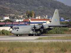 752 (QC PHOTOGRAPHY) Tags: rhodes diagoras greece july 27th 2018 hellenic air force c130 752