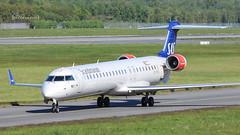 EI-FPG SAS Scandinavian Airlines Bombardier CRJ-900LR (CL-600-2D24) cn 15406 (thule100) Tags: eifpg sas scandinavianairlines bombardiercrj900lr cl6002d24 cn15406 eddh ham frankkrause