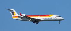 CRJ | EC-HYG | TLS | 20100521 (Wally.H) Tags: bombardier canadair regionaljet crj crj200 echyg airnostrum iberiaregional tls lfbo toulouse blagnac airport