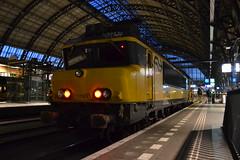 NS 1780 (Will Swain) Tags: amsterdam centraal 9th november 2018 netherlands transport travel europe train trains rail railways railway nl continent eu station ns 1780