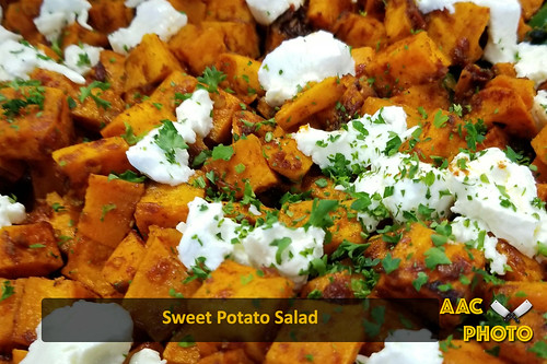 "Sweet Potato Salad • <a style=""font-size:0.8em;"" href=""http://www.flickr.com/photos/159796538@N03/47053650624/"" target=""_blank"">View on Flickr</a>"