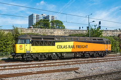 56090 Colas Rail Freight Doncaster 13.05.19 (Paul David Smith (Widnes Road)) Tags: 56090 colas rail freight doncaster 120519 class56 england unitedkingdom