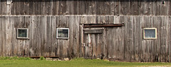 Old Barn Detail (ksblack99) Tags: abandonedbuilding barn