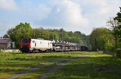 E 37500 (Marc_135) Tags: e37500 e37531 europorte montbéliard valenton voujeaucourt gare train rail fret franchecomté gefco vert rouge