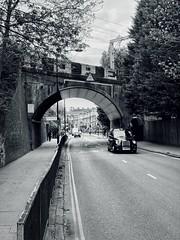 Gospel Oak (marc.barrot) Tags: shotoniphone monochrome streetphotography urbanlandscape uk nw5 london gospeloak gordonhouseroad