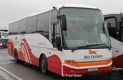 Bus Eireann LC217 (08D3005). (Fred Dean Jnr) Tags: buseireannbroadstonedepot buseireann broadstone daf sb4000 vdl berkhof axial lc217 08d3005 broadstonedepotdublin february2013