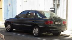 Ford Escort_04945 (Wayloncash) Tags: spanien spain andalusien autos auto cars car ford