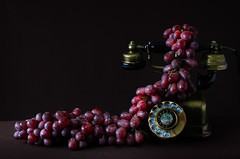 Grapes (Ory V) Tags: grapes redgrapes foodphotography foodstyling
