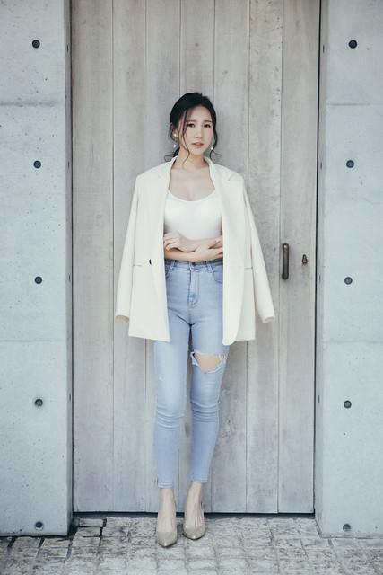 韓系婚紗風格秒變一日韓妞,滿足妳對浪漫韓劇的想像|W wedding