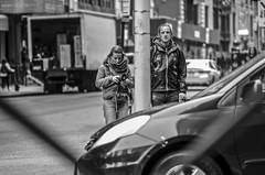 Tourists (Capitancapitan) Tags: neury luciano street photography black white manhattan cantautor songwriter urim y tumim el mundo gira bachata merengue pop rock nyc new york city people iphone apple instagram