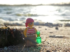 Pirates of the Baltic Sea (captain_joe) Tags: toy spielzeug 365toyproject lego minifigure minifig pirat pirate wasser water schlei
