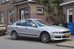 Mitsubishi Galant EA0 2.0 MPI 17-6-2002 69-JN-RR (Fuego 81) Tags: mitsubishi galant ea0 2002 69jnrr onk sidecode6 renault fuego 71srpd