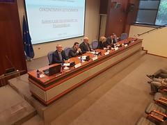 Ομιλία ΥΦΥΠΕΞ Μ. Μπόλαρη κατά την παρουσίαση Δράσεων Οικονομικής Διπλωματίας 2018-2019 (ΥΠΕΞ, 14.05.2019) (Υπουργείο Εξωτερικών) Tags: υφυπεξ μπολαρησ αθηνα οικονομικη διπλωματια υπεξ mfaofgreece bolaris athens ecomic diplomacy ελλαδα