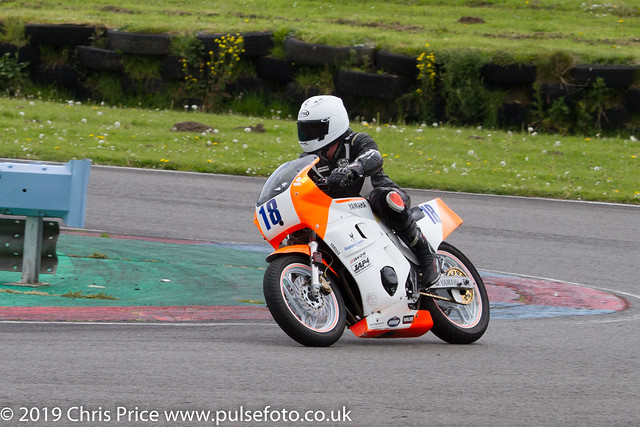 CRMC Pembrey 2019 Race 31 Formula 750, Classic 1300cc, Post Classic Superbike 2 and 750cc