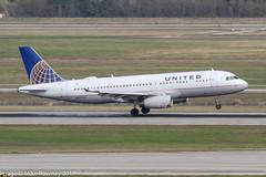 N497UA - 2002 build Airbus A320-232, arriving on Runway 08R at Houston (egcc) Tags: 4297 1847 a320 a320232 airbus bush houston iah intercontinental kiah lightroom n497ua staralliance texas ua ual united unitedairlines