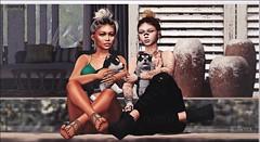 can parcam  🌺 (Karamela~Sori) Tags: swallow doux hair secondlife moncada love friends woman blog blueberry yummy tatto valekoer